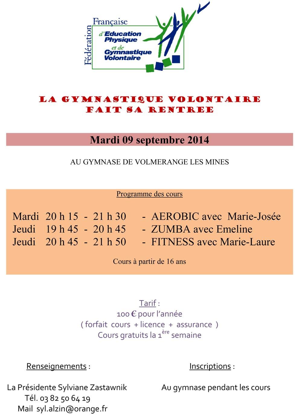 Gym-Rentrée-2014