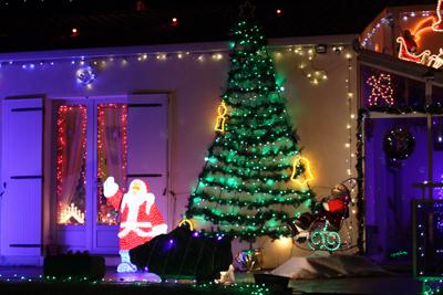 Concours d'Illuminations de Noël