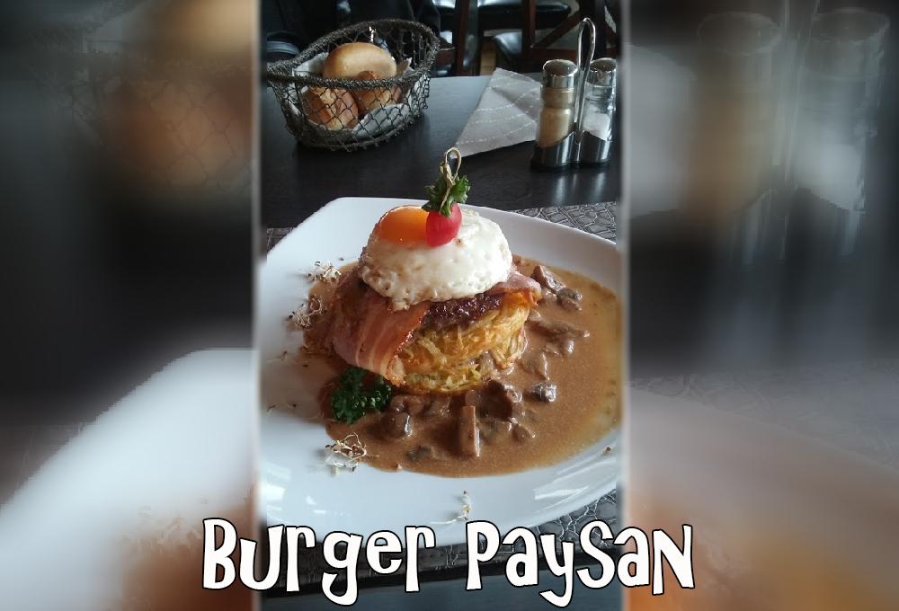 Burger-Paysan