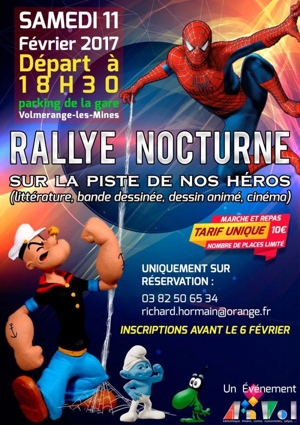 Rallye Nocturne 2017