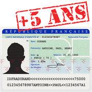 Renouvellement des Cartes Nationales d'Identité prorogées