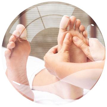 Réflexologie plantaire « Agir sur le pied pour agir sur l'organisme entier »
