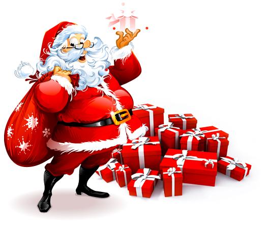 En attendant le Père-Noël !