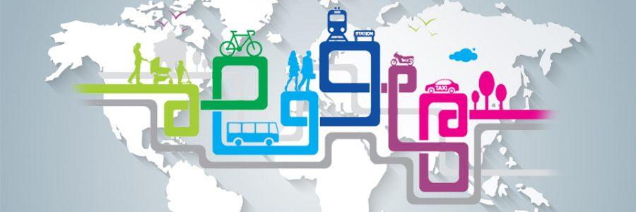 Plan / Transports