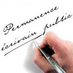 Permanence Écrivain Public