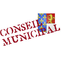 Conseil municipal : lundi 1er avril