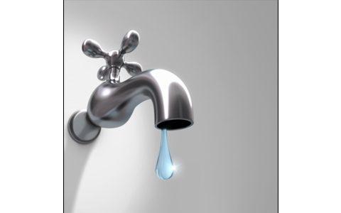 Réseau d'eau potable