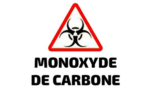 MONOXYDE DE CARBONE : ATTENTION AUX INTOXICATIONS !