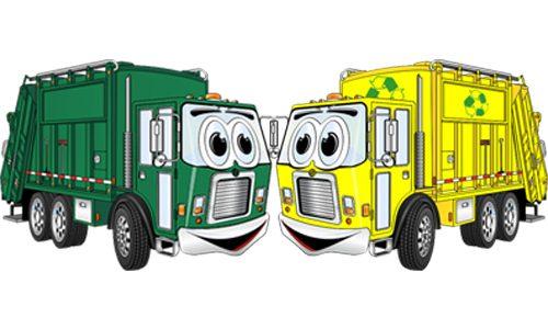 Nouveau : Le calendrier des ramassages des déchets pour les jours fériés
