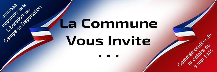 La Commune Vous Invite …