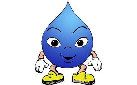 Relevé des compteurs d'eau