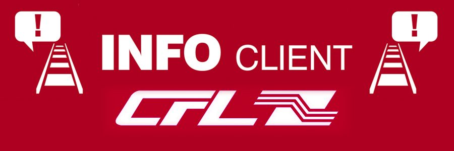 Infos clients CFL