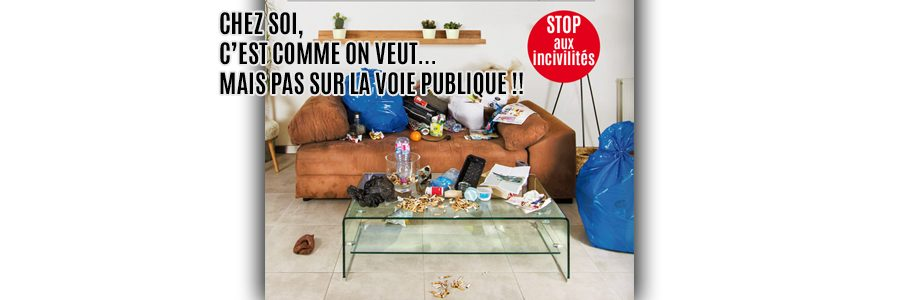 STOP aux Incivilités !!