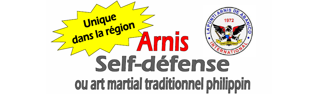 Arnis Self-défense