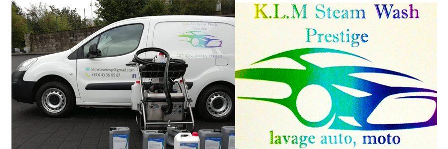 KLM Steam wash Prestige