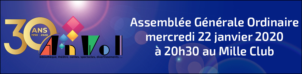 Assemblée Générale AnVol 2020