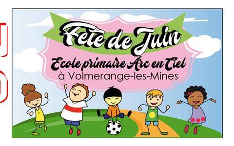 Communiqué de l'APE – Fête de l'école samedi 20 juin