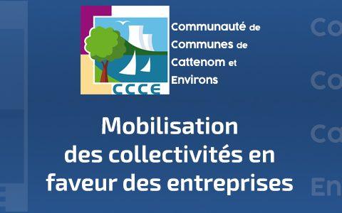 Mobilisation des collectivités en faveur des entreprises