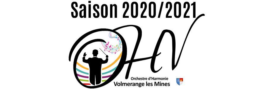 OHV, Ecole de musique Saison 2020/2021