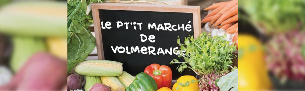 LE P'TIT MARCHE DE VOLMERANGE