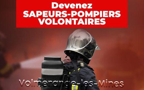 Campagne de recrutement Sapeurs-Pompiers
