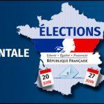 Élections départementale et régionale