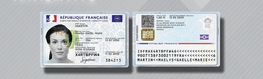 Rappel : la mairie ne délivre plus de carte d'identité